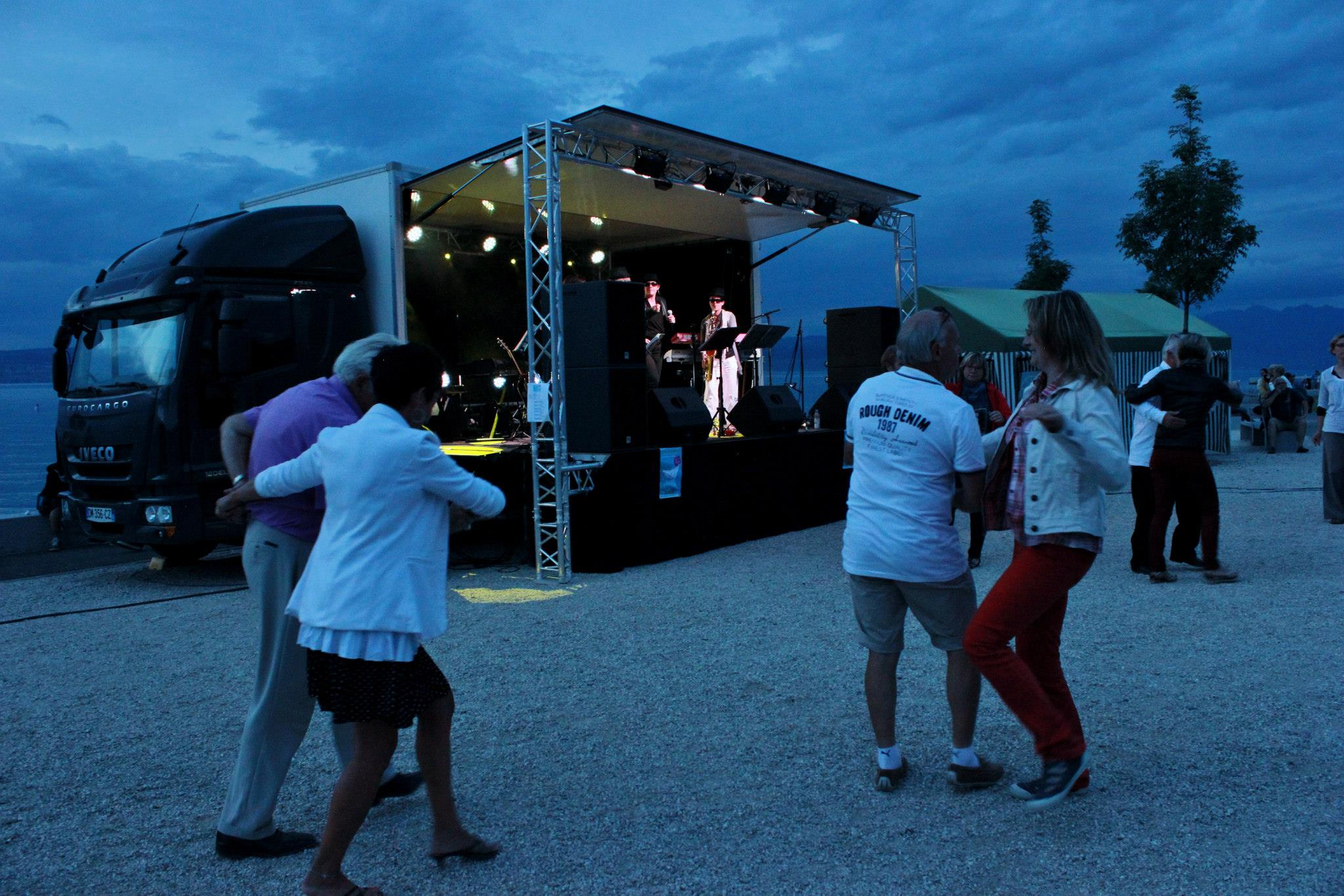 Fête de la musique Neuvecelle Maxilly sur Léman