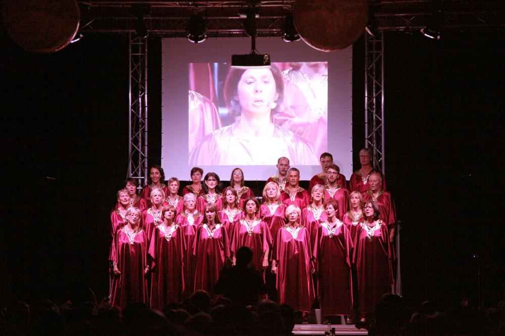 Chorale Atout Choeur fête ses 10 ans
